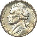 1942-D Silver Jefferson Nickel Value War Nickel
