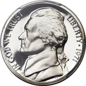 1971 Jefferson Nickel Value