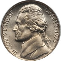 1973 Jefferson Nickel Value