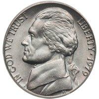 1979 Jefferson Nickel Value