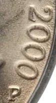 2000-D Jefferson Nickel Value