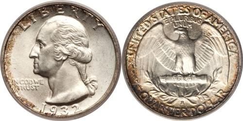 1932-S Washington Quarter Value