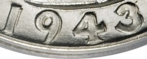 1943-S Washington Quarter Value Doubled Die DDO