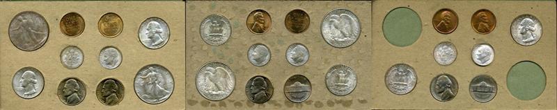 Silver Mint Set Value - Mint Set Face Value - SMS set values