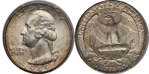 1948-D Washington Quarter Value