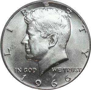 1967 Kennedy Half Dollar Value - CoinHELP