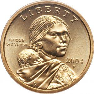 2004 P Sacagawea Dollar Value Coinhelp