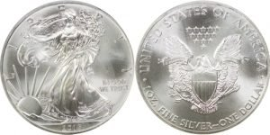 Silver Eagle Value - Price Guide Silver Eagles