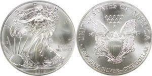 Silver Eagle Value - Price Guide Silver Eagles