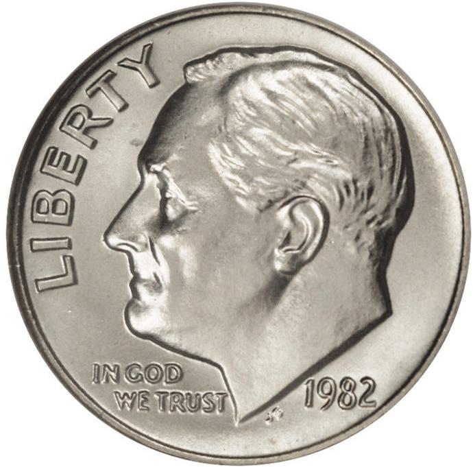 No Mint Mark Mint Variety Error Coin Values Coinhelp