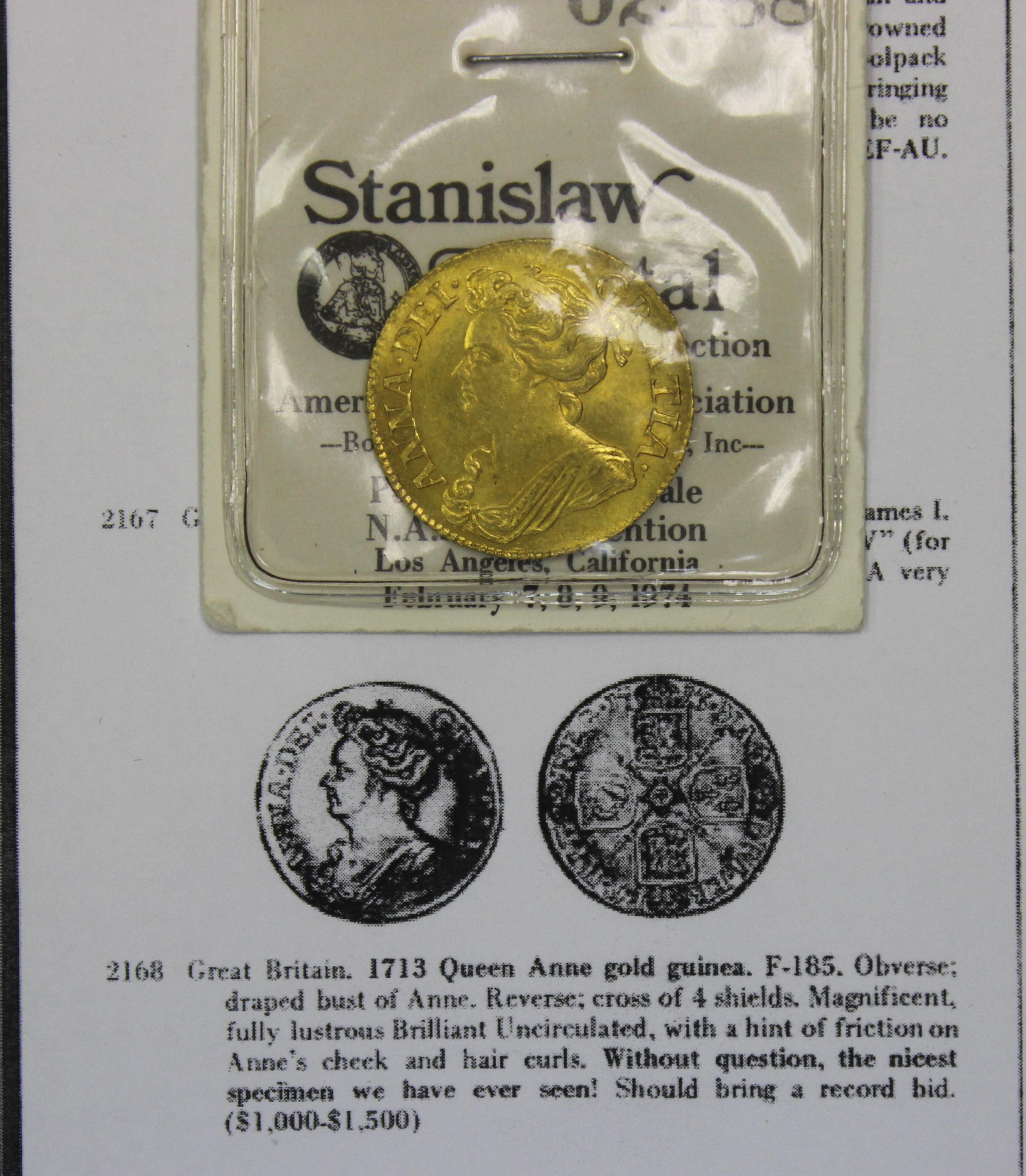 NGC Bound: Rare Gold & Silver World Coins