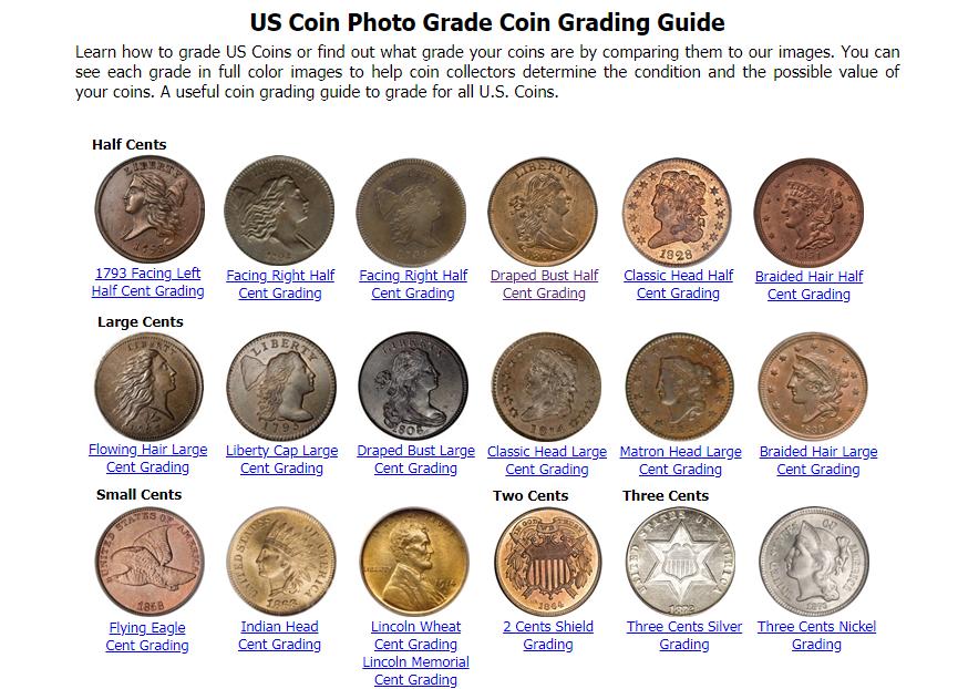 Coin Grading