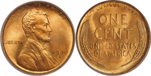 1909 S Lincoln Cent Wheat Penny Value