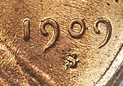 1909 S Over Horizontal S Lincoln Cent Wheat Penny Value