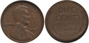 Lincoln Cent G4 Good Wheat Penny Value