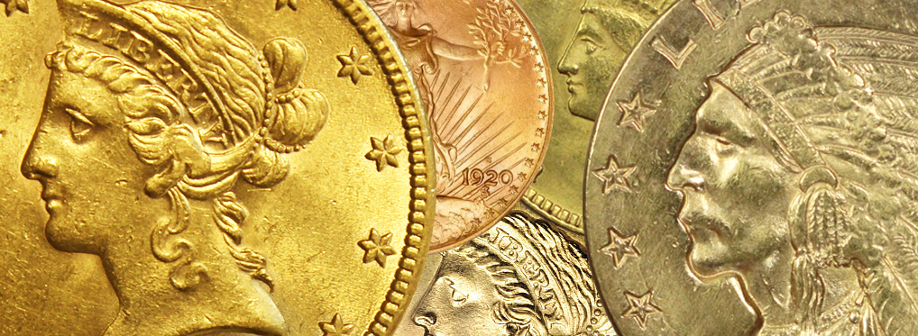 Gold Coin Values - Gold Coin Melt