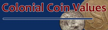 Colonial Coin Values