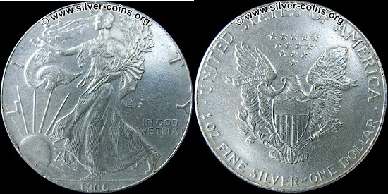 counterfeit american silver eagle