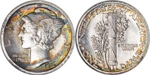 Mercury Dime Coin Value