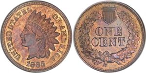 1965 Indian Cent Penny Value