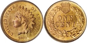 1872 Indian Cent Penny Value