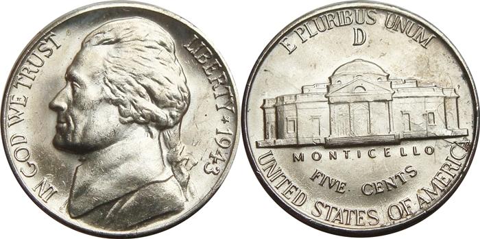 Silver Jefferson Nickel Value