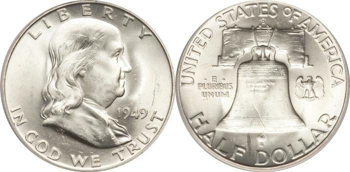 Franklin Half Dollar Value