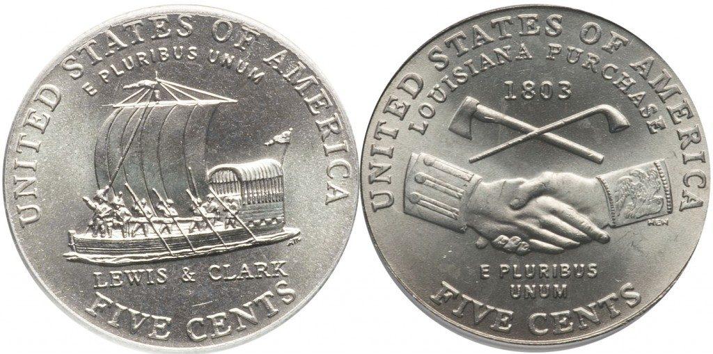 2004 Jefferson Nickel Value