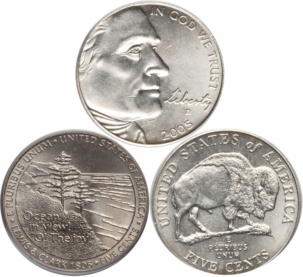 2005 Jefferson Nickel Value