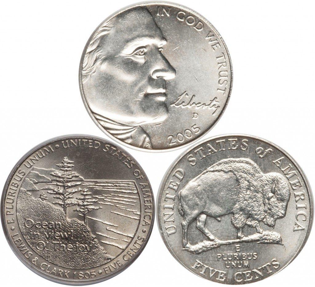 2005 Jefferson Nickel Value
