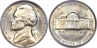Jefferson Nickel Value 1938 To 2019 - CoinHELP