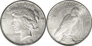 Peace Dollar Value