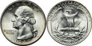 Washington Quarter Value