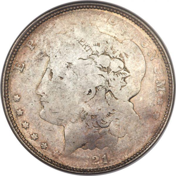 Struck Through Mint Error Value