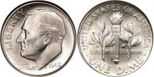 Roosevelt Dime Value