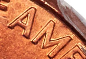 1998 Wide AM - 1999 Wide AM - 2000 Wide AM Lincoln Cent