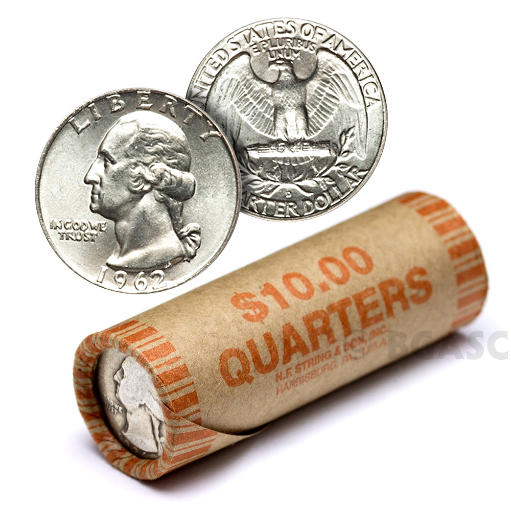 How Many Quarters In A Roll Coin Roll Melt Value Coin Helpu