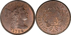 Liberty Cap Large Cent Value
