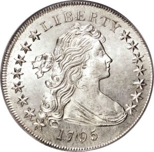 counterfeit draped bust dollar