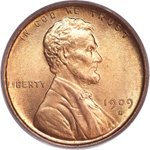 Counterfeit Lincoln Cent
