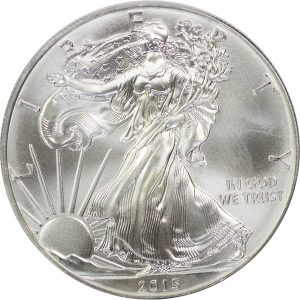 Counterfeit Silver Eagle