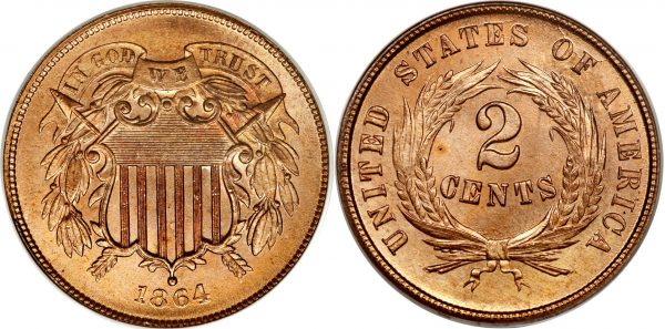 Two cent values
