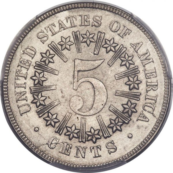 Shield Nickel With Rays Value