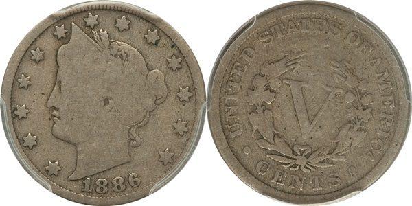 g4 good liberty nickel value