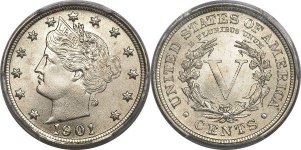 liberty nickel value