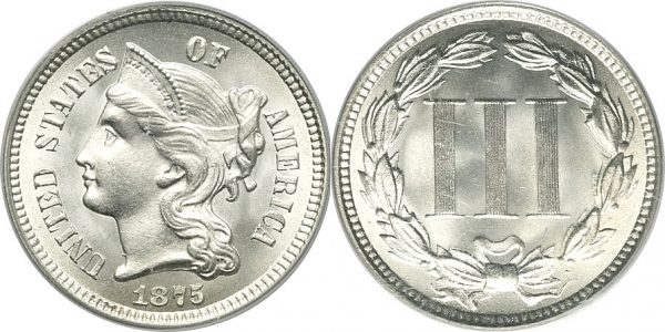 Three Cent Nickel Value - CoinHELP