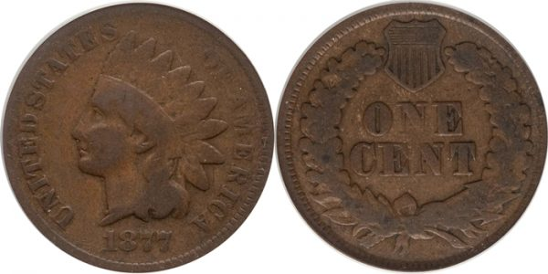 Indian Head Cent Penny Value good or G4 grade
